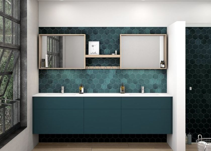 Dansani bathrooms